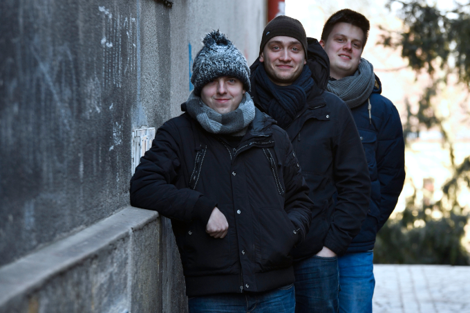 Jan Kavka Trio: Past stories tour