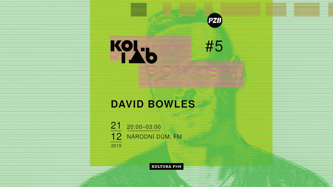 Kollab#5 - X-mass párty / David Bowles